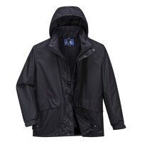 Argo Breathable 3 in 1 Jacket (Black / Small / R)