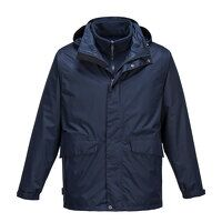 Argo Breathable 3 in 1 Jacket (Navy / Large / R)