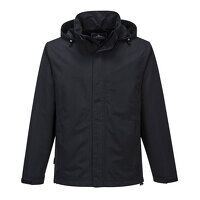 Mens Corporate Shell Jacket (Black / Medium / R)