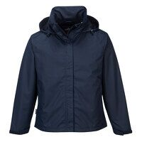 Ladies Corporate Shell Jacket (Navy / Large / R)