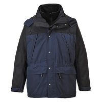Orkney 3 in 1 Breathable Jacket (Navy / 4XL / R)