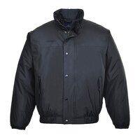 Falkirk Bomber Jacket (Black / Large / R)