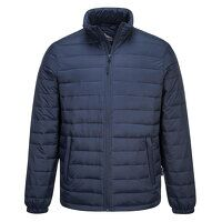 Aspen Baffle Jacket (Navy / Large / R)