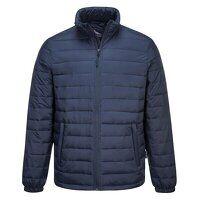 Aspen Baffle Jacket (Navy / Small / R)