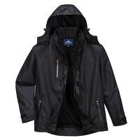 Outcoach Jacket (Black / Small / R)
