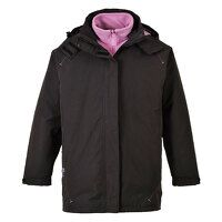 Elgin 3 in 1 Ladies Jacket (Black / XL / R)
