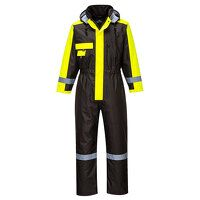 Winter Coverall (Black / Large / R)