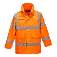 Extreme Parka Jacket (Orange / 3 XL / R)