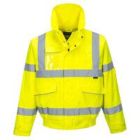 Extreme Bomber Jacket (Yellow / XXL / R)