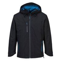Portwest X3 Shell Jacket (Black / Medium / R)