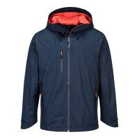 Portwest X3 Shell Jacket (Navy / Large / R)