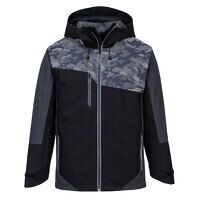 Portwest X3 Reflective Jacket (BkGrey / Large / R)