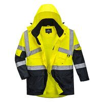Hi-Vis 2-Tone Breathable Jacket (YeNa / Medium / R...