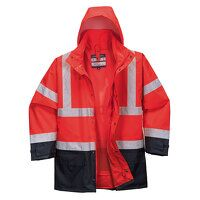 Hi-Vis Executive 5-in-1 Jacket (ReNa / XXL / R)
