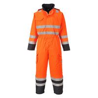 Bizflame Rain Hi-Vis Multi Coverall (OrNa / Medium...
