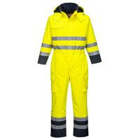 Bizflame Rain Hi-Vis Multi Coverall (YeNa / Medium...