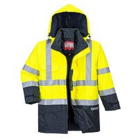 Bizflame Rain Hi-Vis Multi-Protection Jacket (YeNa...