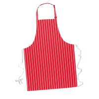 Butchers Apron (RedWhi / R)