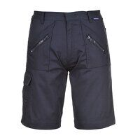 Action Shorts (Navy / Large / R)