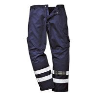 Iona Safety Combat Trousers (Navy / 4XL / R)