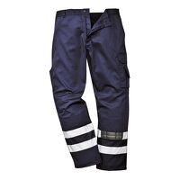 Iona Safety Combat Trousers (Navy T / Medium / T)