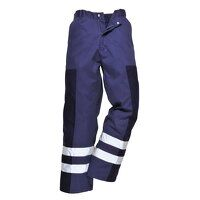 Ballistic Trousers (Navy / Small / R)