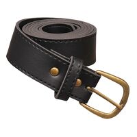 Trouser Belt (Black / 44 / R)