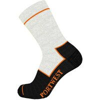 Cut Resistant Sock (Black / 39-43 / R)