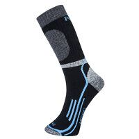 Winter Merino Sock (Black / 39-43 / R)