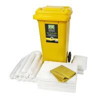 120 Litre Oil Only Kit (White / R)