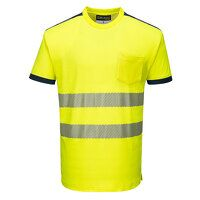 PW3 Hi-Vis T-Shirt S/S (YeNa / Small / R)