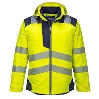 PW3 Hi-Vis Winter Jacket  (YeNa / Medium / R)