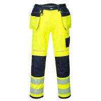 PW3 Hi-Vis Holster Work Trouser (YeNa / UK33 EU48 ...
