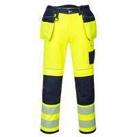 PW3 Hi-Vis Holster Work Trouser (YeNa S / UK28 EU4...