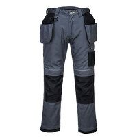 PW3 Holster Work Trousers (ZoomBk / UK38 EU54  F / R)