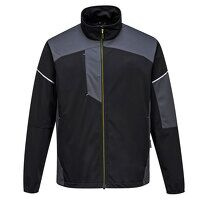 PW3 Flex Shell Jacket (BkZoom / Large / R)