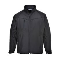 Oregon Softshell (2L) (Black / Small / R)