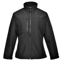 Charlotte Ladies Softshell (2L) (Black / XL / R)