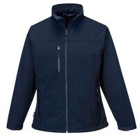 Charlotte Ladies Softshell (2L) (Navy / XXL / R)