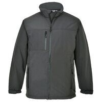 Softshell Jacket (3L) (Grey / Large / R)