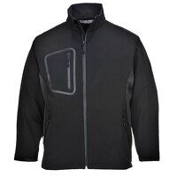 Duo Softshell Jacket (3L) (Black / Large / R)