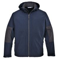 Softshell with Hood (3L) (Navy / 3 XL / R)
