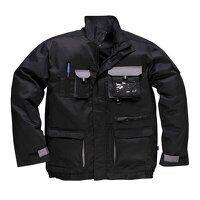 Portwest Texo Contrast Jacket (Black / Small / R)