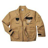 Portwest Texo Contrast Jacket (Ep Kha / Medium / R...