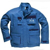 Portwest Texo Contrast Jacket (Royal / XL / R)