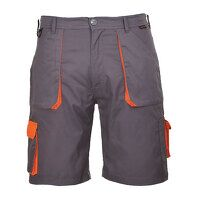 Portwest Texo Contrast Shorts (Grey / Medium / R)