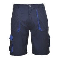 Portwest Texo Contrast Shorts (Navy / Large / R)