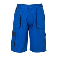 Portwest Texo Contrast Shorts (Royal / Large / R)