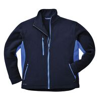 Portwest Texo Heavy 2 Tone Fleece (Navy / Small / ...