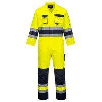 Nantes Hi-Vis Coverall (YeNa / Large / R...